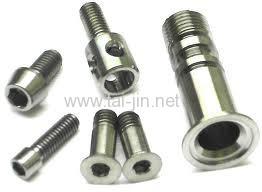 Alloy Titanium parts Manufacturer