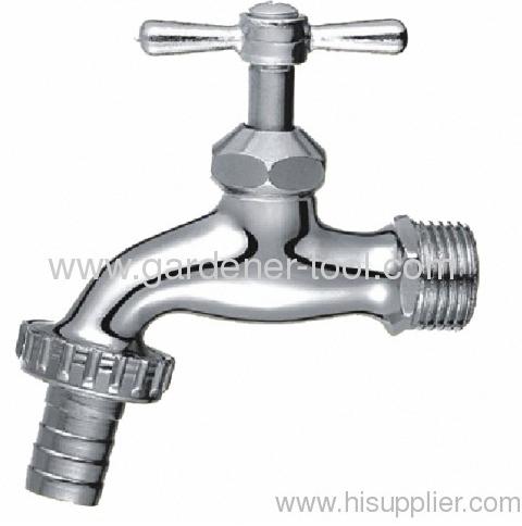 Outdoor Zinc Water Faucet With Lengthen outlet nozzle