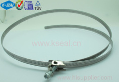 SK Stainless Steel Germany Type Hose Clamp