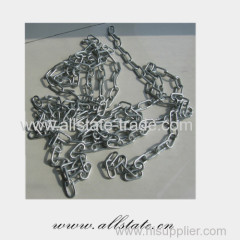 Marine stainless steel link chain