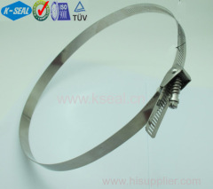 Stainless Steel American Type Quick Release Hose Clamp