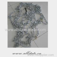 DIN 5686 steel galvanized loop chain