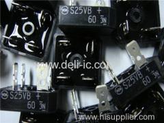 S25VB60 - GENERAL PURPOSE RECTIFIERS - Shindengen Electric Mfg.Co.Ltd