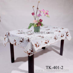 PEVA Printing Table Cloth