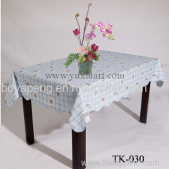 Printed Polyester Table Cloth
