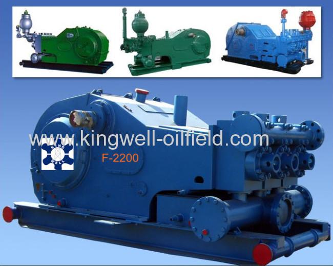 Hydraulic cylinder for Mud pump