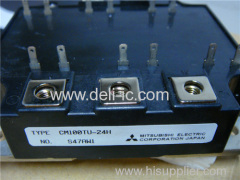 CM100TU-24H_09 - IGBT MODULES HIGH POWER SWITCHING USE INSULATED TYPE - Mitsubishi Electric Semiconductor