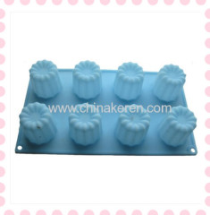 flexible food silicone cake mould