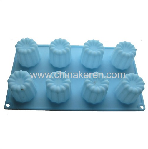 Silicone Non Stick Baking Tray Mould
