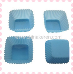2013 new design bakeware silicone cake mould