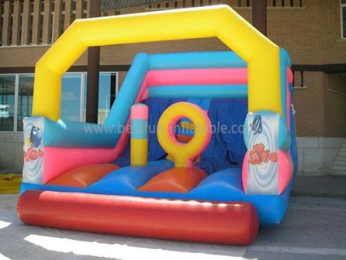Backyard Inflatable Slide With Small Size Best Price