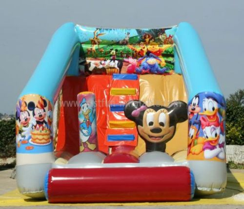 Toddler Inflatable Mickey Bouncer With Newest Design 2014
