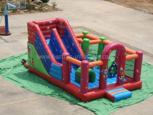 Playground CE/UL Certificates Inflatable Bouncy Castle
