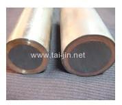 Anode for aluminum foil formation
