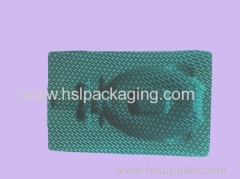 flocking packing tray for cosmetics