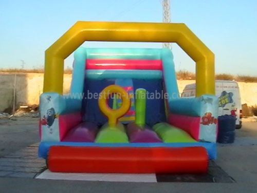 Classic Europe Inflatable Obstacle Slides