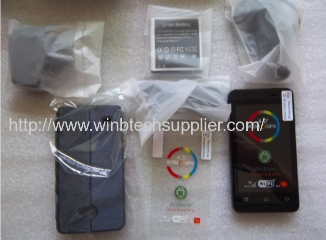 4inch gsm and wcdma unlocked android 4.2 mtk6572 mini one m7 smart phone