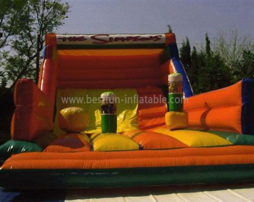 Inflatable Slide Manufacturer 2 Years Warranty