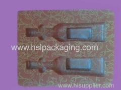 Flock Plastic Box/PS Flock Box