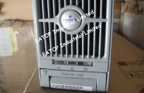 C24/48-1200 Emerson 24VDC/48VDC DC-DC switching power supply C24/48