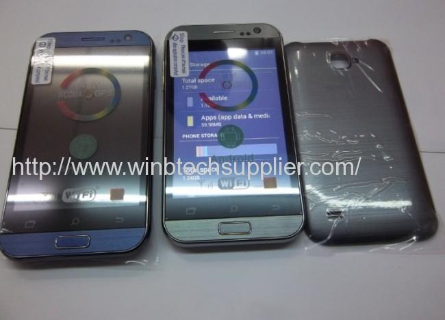 4inch mtk6572 dual sim smart phone gps bluetooth wifi gsm and wcdma