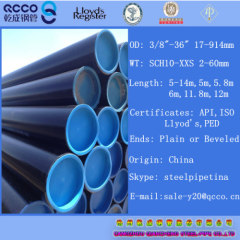 Seamless/welded Carbon Steel Line Pipes API 5L PSL1 X56