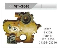 E320 E320B E320C OIL PUMP FOR EXCAVATOR