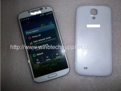 Real photo 1:1 5' s4 phone Android 4.2 jelly bean I9500 phone mtk6589