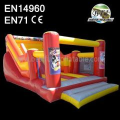 Mini Inflatable Slide Bouncer