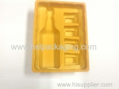 disposable tray for cosmetic