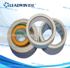 high degree of stability of covering and sealing Crepe paper tape