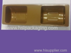 2013 Flocking Cosmetic Box Packaging