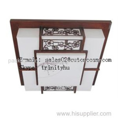 Cheap wood lamp shade making machine