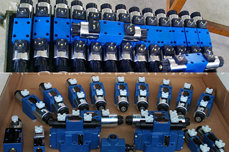 Rexroth Directional Solenoid Valves