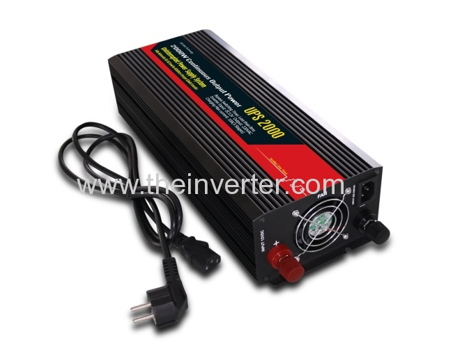 2000W inverter with charger&UPS function