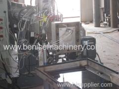 plastic pp strap machinery