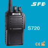 SFE S720 IP65 radio uhf vhf Walkie talkie