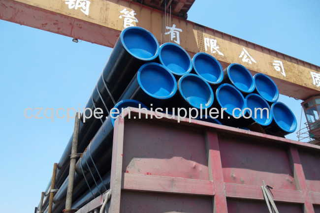 ASTM A106 Gr.Bconveying gas,water,oil and so on