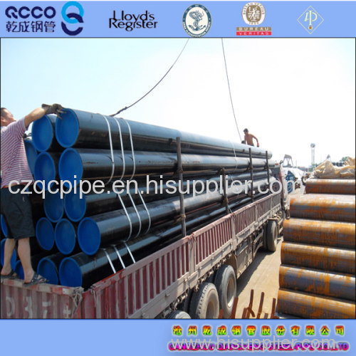 carbon seamless pipe ASTM A106 Gr.B