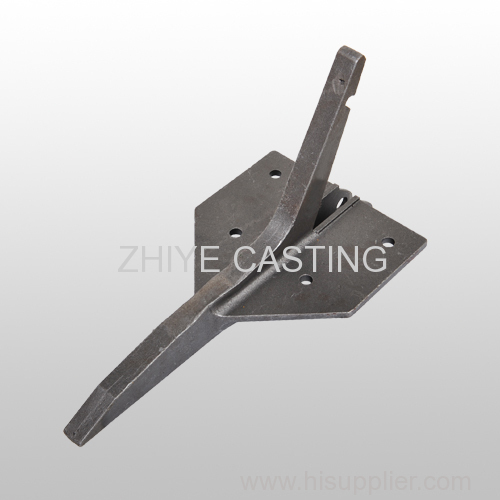agricultural tools carbon steel casting