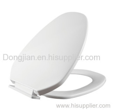 New Plastic soft close Toilet Seat Cover