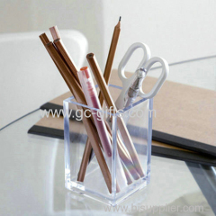 Fashion and cute rectangular acryilc pen