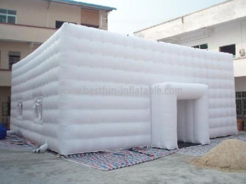 White Inflatable Tent Building For Events
