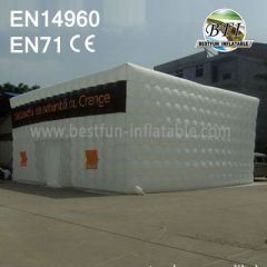 Customized Inflatable Cubic Tent For Sale