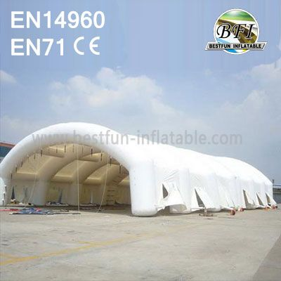White Inflatable Arch Tent For Wedding & Party
