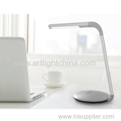6W Freely adjustable angles office and reading LED table lamp light