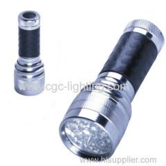 Dry battery flash LED light