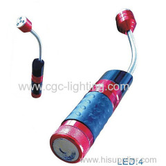 Aluminum dry battery torch(CC-021)