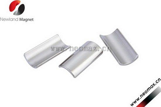 Sintered Segment NdFeB Magnet for Motor