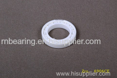 6906 Full ceramic ball bearings 30X47X9mm